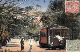 Trolley Tram In INDONESIA - Indonésie