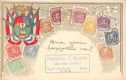 Stamps Poscard Transvaal South Africa 1922 - Afrique Du Sud