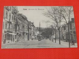 SPA  -  Avenue Du Marteau - Mortsel