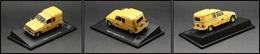 """Voiture """"Renault 4L Fourgonnette 1962"""", éd. Musée De La Poste. - TB - Boites A Timbres"""