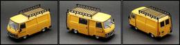 "Fourgon ""Peugeot J9 1987"", éd. Norev. - TB - Stamp Boxes"