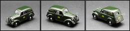"""Voiture """"Simca 5 Fourgonnette 1938"""", éd. Universal Hobbies. - TB - Stamp Boxes"""