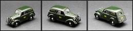 "Voiture ""Simca 5 Fourgonnette 1938"", éd. Universal Hobbies. - TB - Boites A Timbres"
