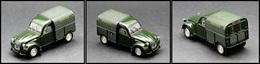 "Voiture ""Citroën 2cv AZU 1962"", éd. Universal Hobbies. - TB - Stamp Boxes"