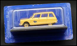 """Voiture """"Citroën AMI 6 Break 1968"""", éd. Atlas, Sous Blister. - TB - Stamp Boxes"""