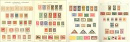 * LITUANIE. Collection. 1919-1939 (Poste, PA), Quasiment Complète, + Lituanie Centrale. - TB - Lituanie