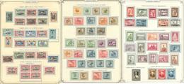 * RUANDA-URUNDI. Collection. 1916-1936 (Poste), Complète Entre Les N°28 Et 110. - TB - Ruanda-Urundi