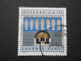 Sakrale Kunst, Mi 33'90, Gestempelt - 1945-.... 2. Republik