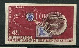 Mali ** ND N° 41 - Télécom. Spatiale - Mali (1959-...)