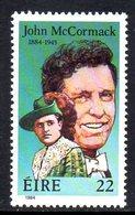 Ireland 1984 'Count' John McCormack, MNH, SG 591 - 1949-... République D'Irlande