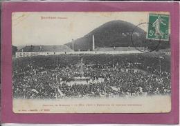 88.- BRUYERES  Festival De Musique  12 Juin 1910 Exécution Du Morceau D' Ensemble - Bruyeres