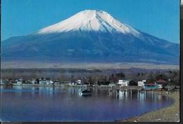 GIAPPONE - MONTE FUJI VISTO DA LAKE YAMANAKA - NUOVA - Giappone