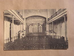 MONS Collège Saint-Stanislas  Salle Des Fêtes Province Du Hainaut Belgique Carte Postale Kaart - Mons
