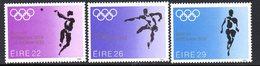 Ireland 1984 Olympic Games Set Of 3, MNH, SG 592/4 - 1949-... République D'Irlande
