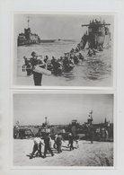 """Operation """"Dragoon"""".Debarquement De Provence. Aout 1944.12 Photos Archives Des Armées. - Documentos"""