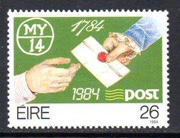 Ireland 1984 Bicentenary Of The Irish Post Office, MNH, SG 599 - 1949-... République D'Irlande