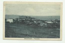 BRACCIANO - PANORAMA 1919  VIAGGIATA FP - Other