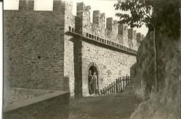 """3530 """"SACRA DI SAN MICHELE-GIUGNO 1949"""" ORIGINALE - Orte"""