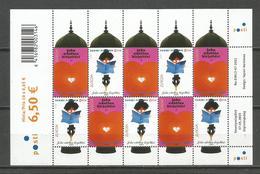 Finland 2003. EUROPA CEPT MNH Sheet - Europa-CEPT