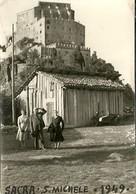 """3532 """"SACRA DI SAN MICHELE-GIUGNO 1949-SIDECAR"""" ORIGINALE - Luoghi"""