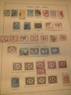 Sammlung Italien 1863-1968 Meist Gestempelt Wenig Ungebraucht Schaubek (52108) - Sammlungen