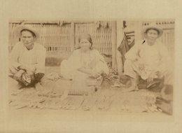 COREA KOREA COREE EAST ASIA  12 * 10 CM Fonds Victor FORBIN 1864-1947 - Fotos
