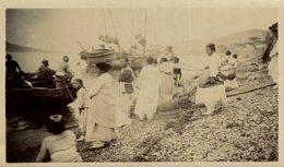 COREA KOREA COREE EAST ASIA  14 * 8 CM Fonds Victor FORBIN 1864-1947 - Lugares