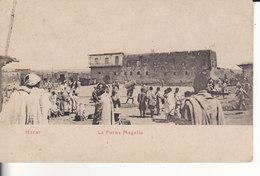 HARAR - 1909 - Le Faras Magalla - - Ethiopia