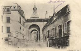 89 - Yonne - Joigny - L'eglise Saint-Jean - C 6281 - Joigny