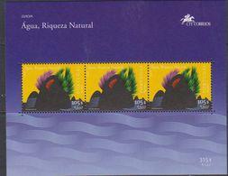 Europa Cept 2001 Azores M/s   ** Mnh (42732C) - 2001