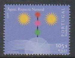 Europa Cept 2001 Madeira 1v  ** Mnh (42732E) @ Face Value - 2001