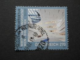 Wirtschaftsuni, Mi 3437, Gestempelt - 1945-.... 2. Republik