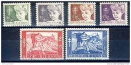 D - [DEL-060-1]TB//-N° 955/60, Antituberculeux, 'l'aveugle Et Le Paralytique', Tableau D'Anto Carte,painting, Obl TB Cot - Used Stamps