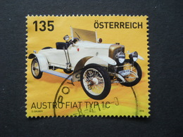 """Serie """"Autos"""" Austro Fiat, Mi 3444, Gestempelt - 1945-.... 2. Republik"""