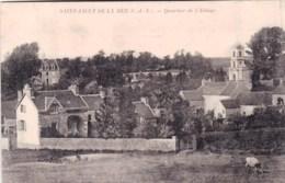 22 - SAINT JACUT DE LA MER -  Quartier De L Abbaye - Saint-Jacut-de-la-Mer