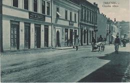 AK Travnik Травник Traunik Glavna Ulica Bosnien Herzegowina Bosnie Bosna Bosnia Hercegovina Herzegovine Босна K U K - Bosnien-Herzegowina