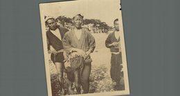 COREA KOREA COREE EAST ASIA  12 * 9.5 CM Fonds Victor FORBIN 1864-1947 - Lugares