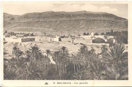 Bou  -  Saada, Vue Générale - Algerije