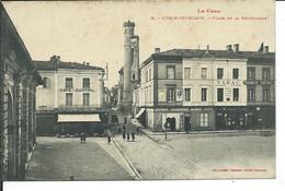 L'Isle Jourdain-Place De La République - Autres Communes