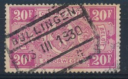 """TR 163 - """"BULLINGEN"""" - (ref. LVS-27.265) - Chemins De Fer"""