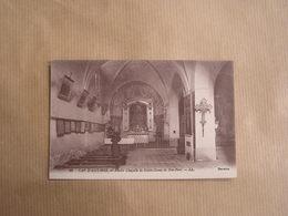CAP D' ANTIBES Vieille Chapelle De Notre-Dame De Bon-Port Département 06 Alpes Maritimes Carte Postale France - Antibes
