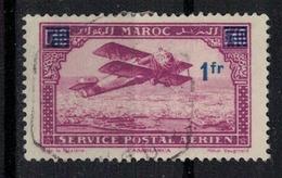 MAROC            N°  YVERT    PA 32     OBLITERE       ( O   3/55 ) - Airmail