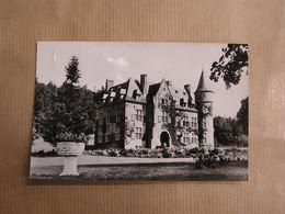 RESTEIGNE SUR LESSE  Le Château De Cruckay Province Luxembourg Carte Postale Postkaart - Tellin