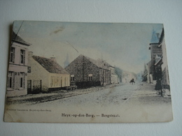 Cpa Heyst Heist  Op Den Berg , Bergstraat - Bélgica