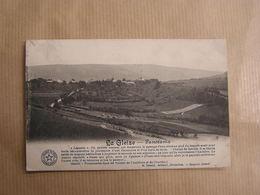 LA GLEIZE Panorama Commune Stoumont Province Liège Carte Postale Postkaart - Stoumont