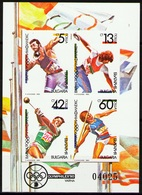 1990Bulgaria3866-3869/B212bOlympic Committee12,00 € - Summer 1992: Barcelona