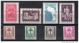 D - [TC011-01]TB//-BE- N° 900/907 @XX-MNH@ Antituberculeux, Dragons Et Croix De Lorraine, Cantons De L'est - Belgium