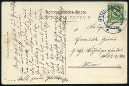 POLA Vintage Postcard - Hungary