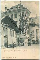 Bozen - Batzenhäusl - Verlag Johann F. Amonn Bozen - Bolzano (Bozen)