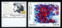Francia Nº 4536/7 Nuevo - Francia